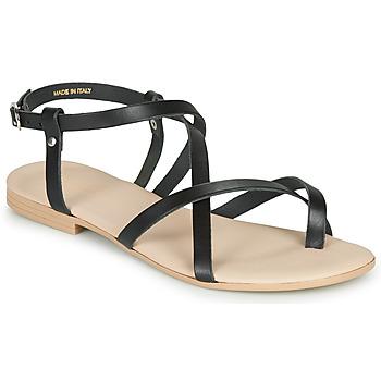 Παπούτσια Γυναίκα Σανδάλια / Πέδιλα André RAFFOLE Black