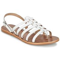 Παπούτσια Γυναίκα Σανδάλια / Πέδιλα André ROSIANE Άσπρο