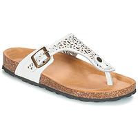 Παπούτσια Γυναίκα Σανδάλια / Πέδιλα André RILA Άσπρο