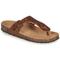 Παπούτσια Γυναίκα Σανδάλια / Πέδιλα André RILA Camel