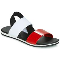Παπούτσια Γυναίκα Σανδάλια / Πέδιλα André SATANAS Red