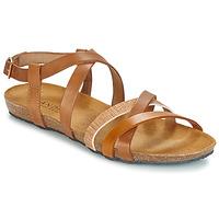 Παπούτσια Γυναίκα Σανδάλια / Πέδιλα André ATTLAS Brown