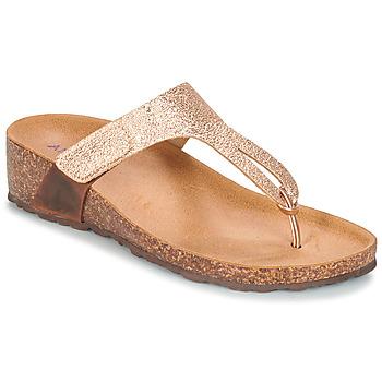 Παπούτσια Γυναίκα Σαγιονάρες André ROMY Ροζ
