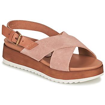 Παπούτσια Γυναίκα Σανδάλια / Πέδιλα André REINE Ροζ