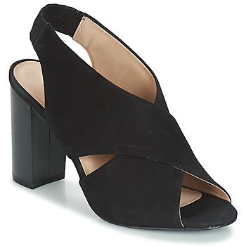 Παπούτσια Γυναίκα Σανδάλια / Πέδιλα André SANTIE Black