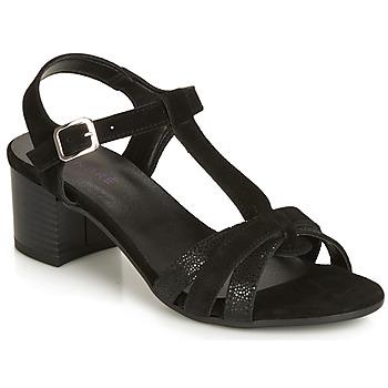 Παπούτσια Γυναίκα Σανδάλια / Πέδιλα André CAROLA Black