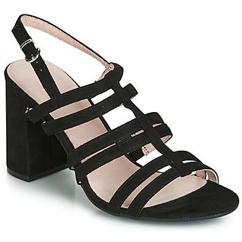 Παπούτσια Γυναίκα Σανδάλια / Πέδιλα André CAPUCINE Black