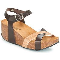 Παπούτσια Γυναίκα Σανδάλια / Πέδιλα André HERA Brown