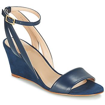Παπούτσια Γυναίκα Σανδάλια / Πέδιλα André SONATE Μπλέ