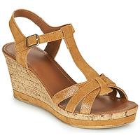 Παπούτσια Γυναίκα Σανδάλια / Πέδιλα André ALOE Camel