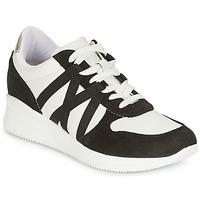 Παπούτσια Γυναίκα Χαμηλά Sneakers André ALLURE Black / Άσπρο