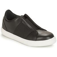 Παπούτσια Γυναίκα Χαμηλά Sneakers André AEROBIE Black