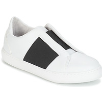Παπούτσια Γυναίκα Χαμηλά Sneakers André AEROBIE Άσπρο