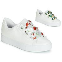Παπούτσια Γυναίκα Χαμηλά Sneakers André SOLANGE Άσπρο