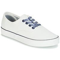 Παπούτσια Γυναίκα Χαμηλά Sneakers André STEAMER Άσπρο