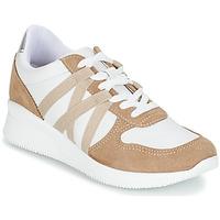 Παπούτσια Γυναίκα Χαμηλά Sneakers André ALLURE Beige