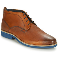 Παπούτσια Άνδρας Μπότες André CLAPOTIS Cognac