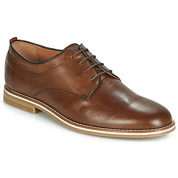 Παπούτσια Άνδρας Derby André JULIEN Brown