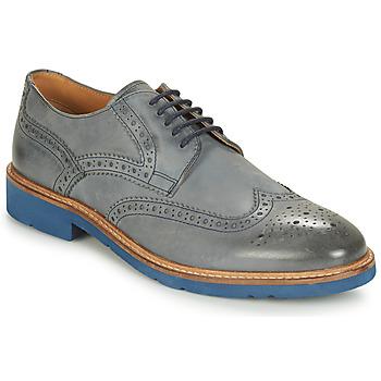 Παπούτσια Άνδρας Derby André FLOWER Grey / Μπλέ
