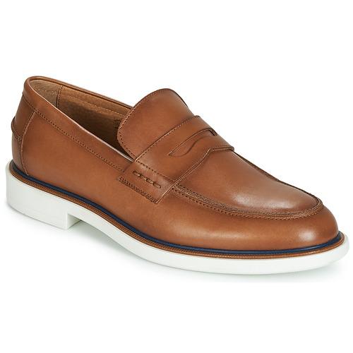 Παπούτσια Άνδρας Μοκασσίνια André MILANO Brown