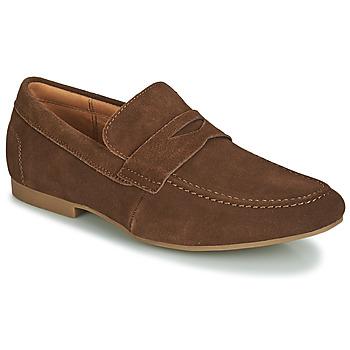 Παπούτσια Άνδρας Μοκασσίνια André TONI Brown