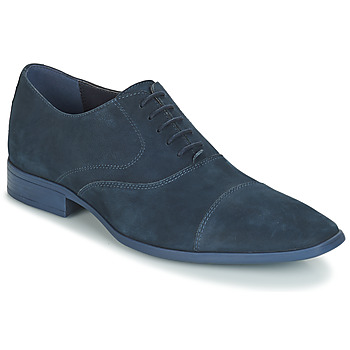 Παπούτσια Άνδρας Richelieu André LAMPEDUSA Μπλέ