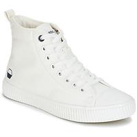 Παπούτσια Άνδρας Ψηλά Sneakers André SUBWAY Άσπρο