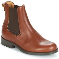 Παπούτσια Γυναίκα Μπότες Aigle ORZAC W 2 Cognac
