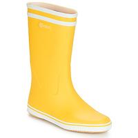 Παπούτσια Γυναίκα Μπότες βροχής Aigle MALOUINE BT Yellow