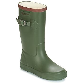 Παπούτσια Παιδί Μπότες βροχής Aigle PERDRIX Kaki