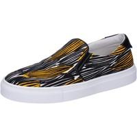 Παπούτσια Γυναίκα Slip on Liu Jo BT578 Μαύρος