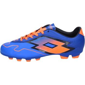 Παπούτσια Άνδρας Ποδοσφαίρου Lotto BT586 Μπλε