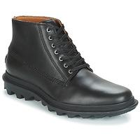 Παπούτσια Άνδρας Μπότες Sorel ACE CHUKKA WATERPROOF Black