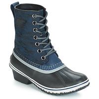 Παπούτσια Γυναίκα Snow boots Sorel SLIMPACK 1964 Μπλέ / Black