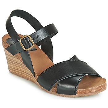 Παπούτσια Γυναίκα Σανδάλια / Πέδιλα Kickers SALAMBO Black