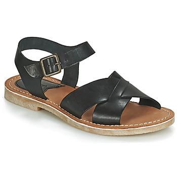 Παπούτσια Γυναίκα Σανδάλια / Πέδιλα Kickers TILLY Black