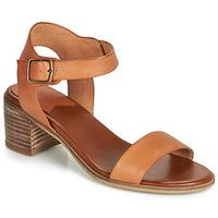 Παπούτσια Γυναίκα Σανδάλια / Πέδιλα Kickers VOLOU Camel