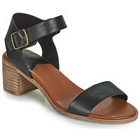 Παπούτσια Γυναίκα Σανδάλια / Πέδιλα Kickers VOLOU Black