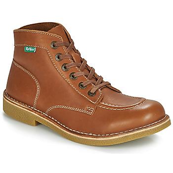 Παπούτσια Άνδρας Μπότες Kickers KICKSTONER Camel