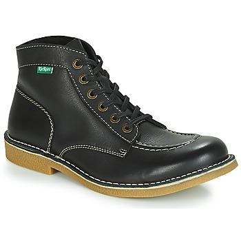 Παπούτσια Άνδρας Μπότες Kickers KICKSTONER Black