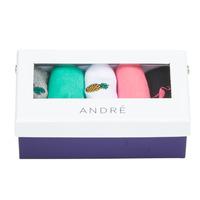 Αξεσουάρ Γυναίκα Κάλτσες André CACTUS Multicolore