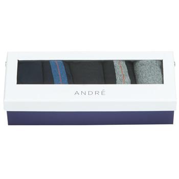 Αξεσουάρ Άνδρας Κάλτσες André MATHEW Multicolore