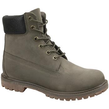 Παπούτσια Γυναίκα Μπότες Timberland 6 In Premium Boot W Grise