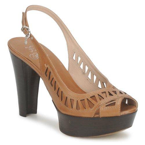 Παπούτσια Γυναίκα Σανδάλια / Πέδιλα Fabi CALECHE Brown
