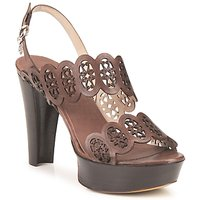 Παπούτσια Γυναίκα Σανδάλια / Πέδιλα Fabi PANAMA Brown