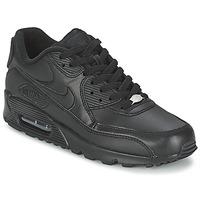 Παπούτσια Άνδρας Χαμηλά Sneakers Nike AIR MAX 90 Black