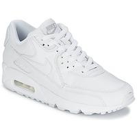 Παπούτσια Άνδρας Χαμηλά Sneakers Nike AIR MAX 90 Άσπρο