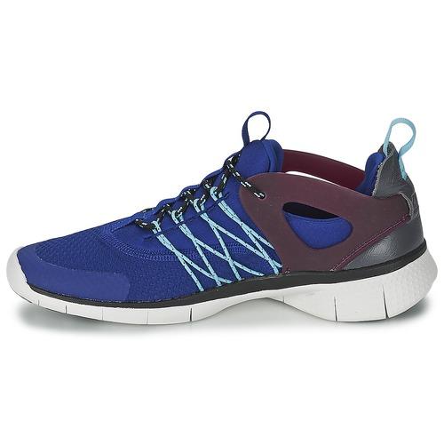 FREE VIRTUS  Nike  χαμηλά sneakers  woman  μπλέ.