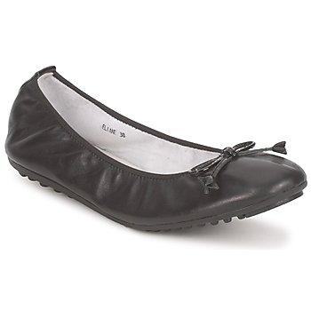 Παπούτσια Γυναίκα Μπαλαρίνες Mac Douglas ELIANE Black