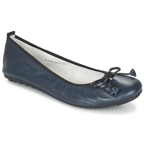 Παπούτσια Γυναίκα Μπαλαρίνες Mac Douglas ELIANE Marine